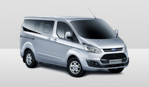 Ford Custom Tourneo - Dash Drive