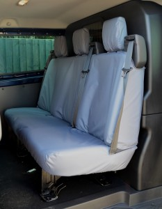 Back seats Crew Van