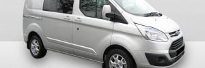Transit Custom Double cab in Van