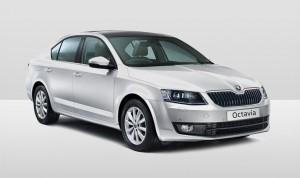 Skoda Octavia Car rental