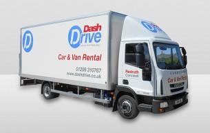 7.5t Truck rental
