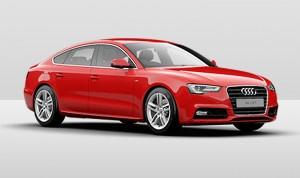 Audi A5 Rental